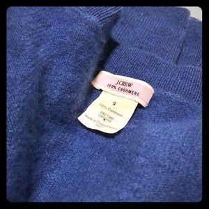 Jcrew cashmere sweater
